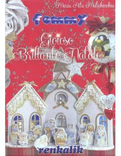 """Fommy """"Gioioso brillante Natale""""(LIGE05)"""