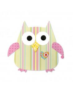 Fustella Bigz Sizzix Owl n.2