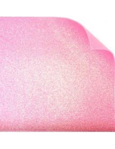 FOMMY GLITTER 60X40cm/2mm col.rosa baby