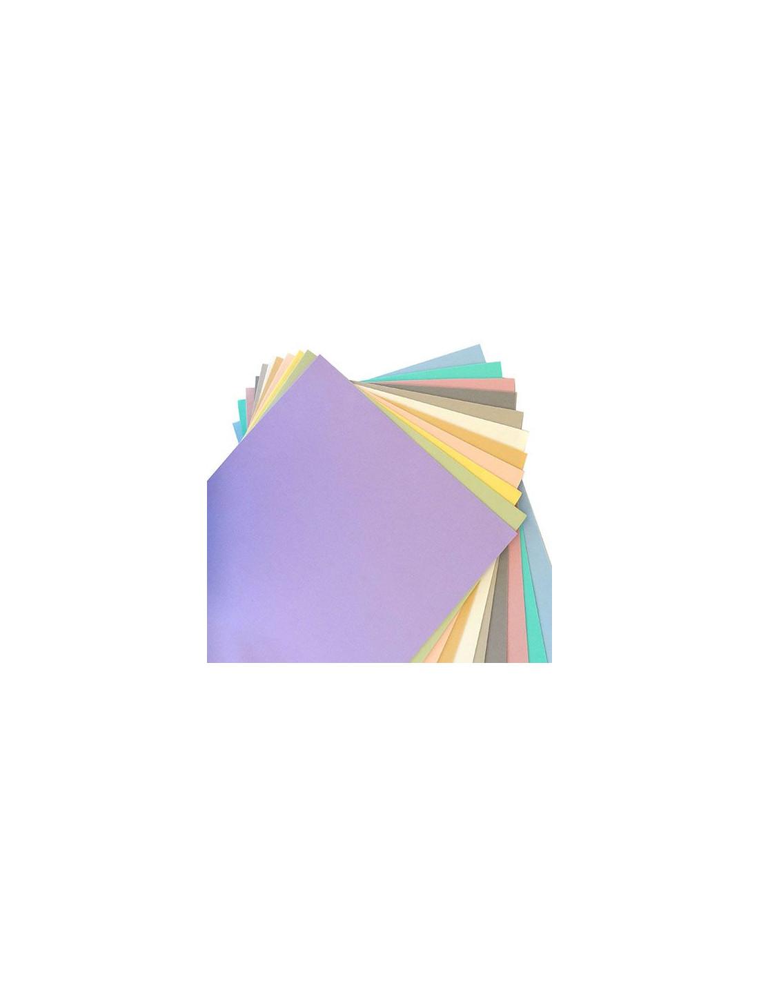 Set 11 fogli Fommy multicolor pastello 40x60cm 9106b671f32