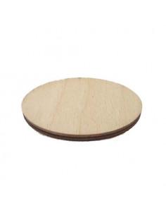 Targhetta ovale cm. 10x6h