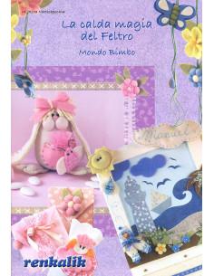 "Manuale Feltro ""Mondo Bimbo"" (LIFE05)"