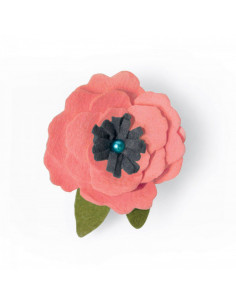 Sizzix Bigz Die - Build a Bloom, Fancy 661162