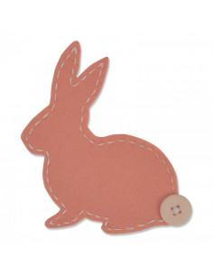 Sizzix Bigz Die - Lovable Bunny 661170