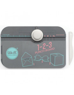 1-2-3 Punch Board We'R Memory Keepers