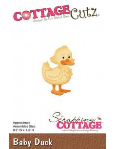 CottageCutz Baby Duck