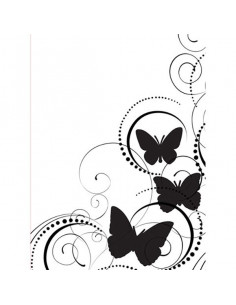 Sagoma embossing Butterfly
