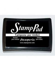 Tampone pigmento grande Nero