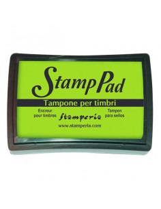 Tampone pigmento grande Lime WKP08G