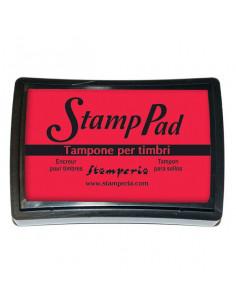 Tampone pigmento grande Rosso WKP01G