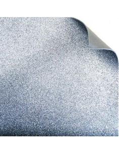 "Foglio fommy glitter ""Grigio"" 40x60cm"