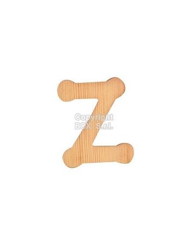 Lettera legno -Y- cm. 7.5 h