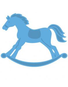 Marianne Design Rocking horse