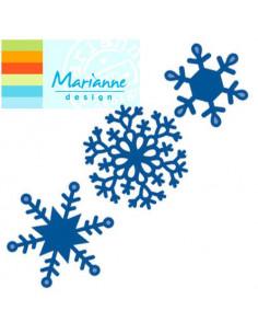 Marianne Design Die Finnish Ice Star