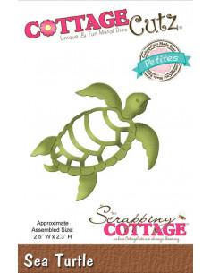CottageCutz Sea Turtle