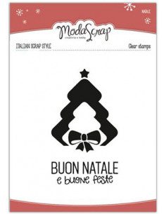 Clear Stamps MSTC3-006 - Natale