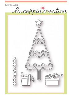 Fustella Albero di Natale