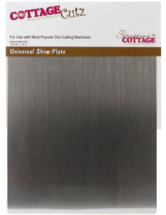 COTTAGE CUTZ-Universal Shim Plate