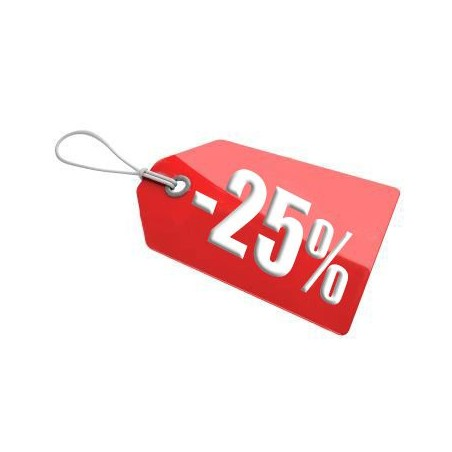 Promozione -25%