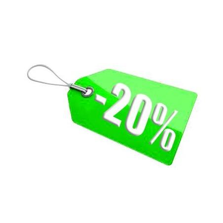 Promozione -20%