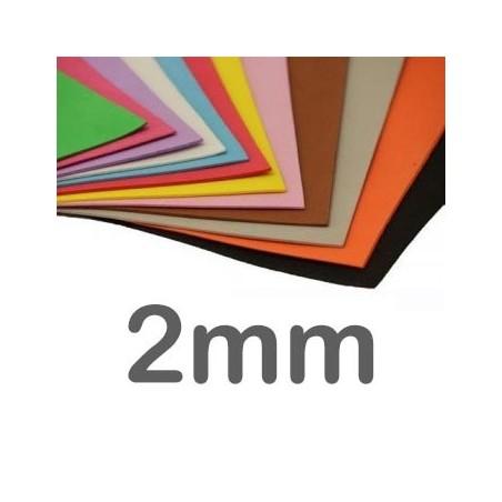 Fommy - Moosgummi 40x60cm 2mm