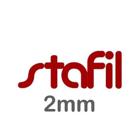 Moosgummi Stafil 40x60cm 2mm