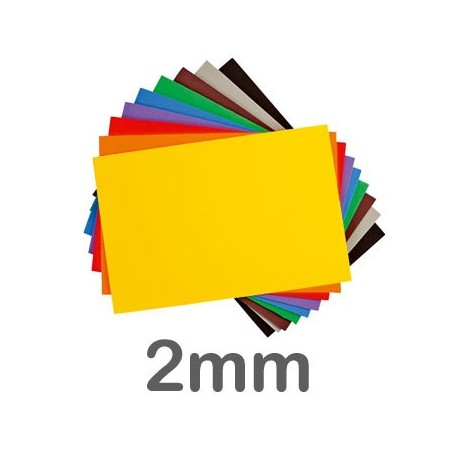 Gomma crepla 20x30cm 2mm