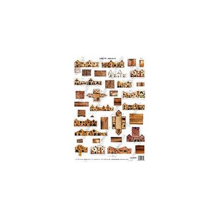 Casette in cartoncino
