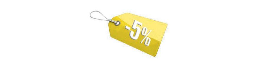Promozione -5%