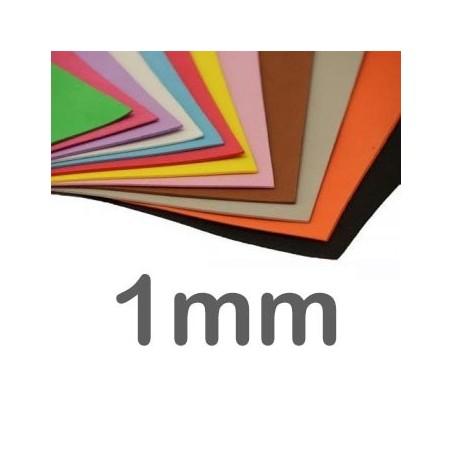 Fommy Soft - Moosgummi 1mm