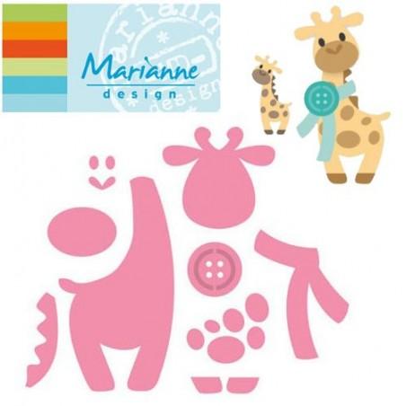 Marianne Design fustelle