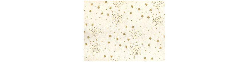 Panno stampato Glitter