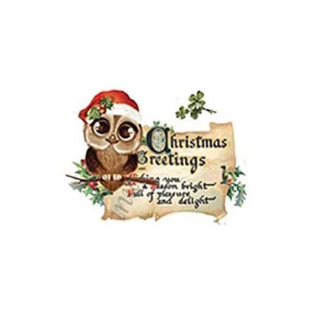 Carte riso natalizie